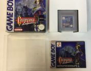GB – Castlevania Legends – PAL – Complete