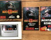 SNES – Mortal Kombat 2 – PAL – Complete