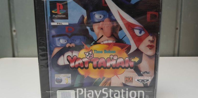 PS1 – Time Bokan Yattaman – PAL – New