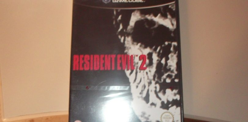 GC – Resident Evil 2 – PAL – New
