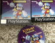PS1 – Klonoa – PAL – Complete