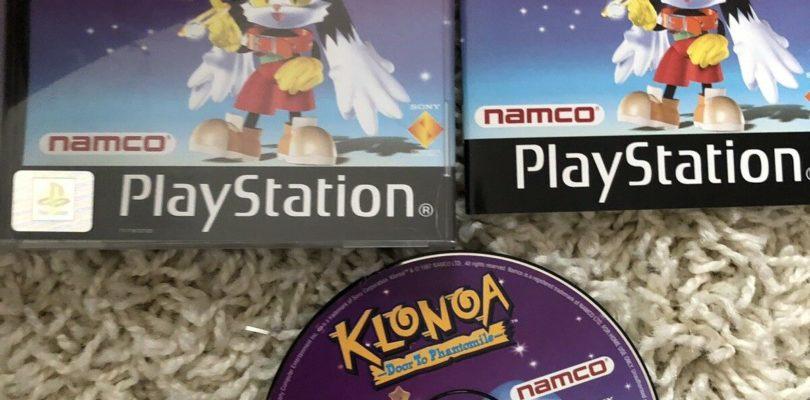 PS1 – Klonoa – PAL – Complete