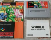 SNES – Whirlo – Pal – Loose