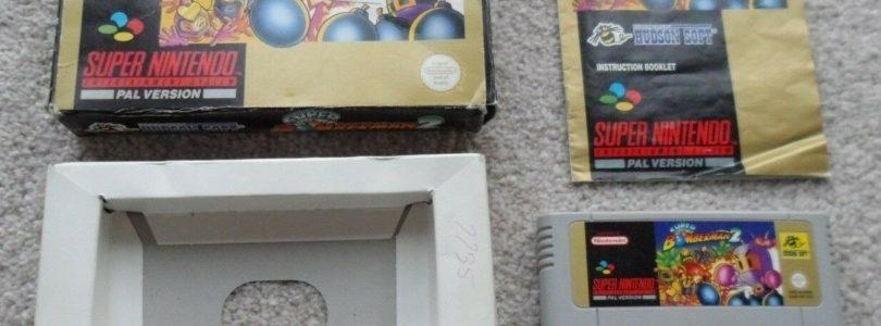 SNES – Super Bomberman 2 – PAL – Complete