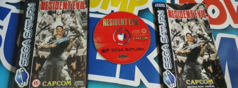 SATURN – Resident Evil – PAL – Complete