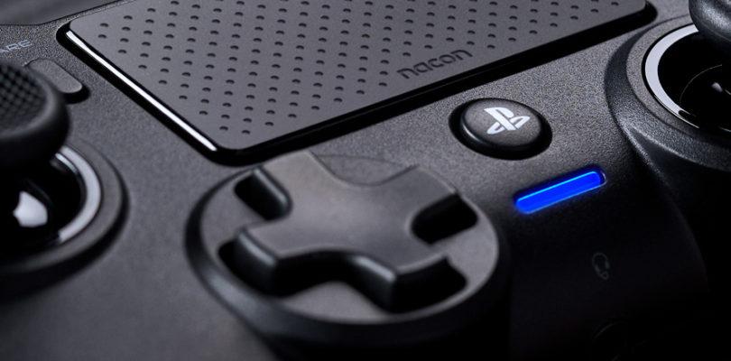 NACON: l'asymmetric wireless controller PS4 è ora disponibile