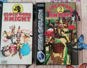 SATURN – Clockwork Knight 1 e 2 – PAL – COMPLETE