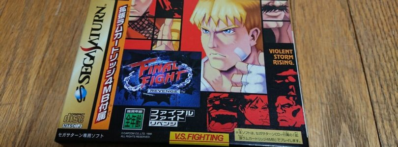 SATURN – Final Fight Revenge – JAP – Complete
