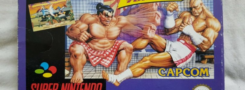 SNES – Street Fighter 2 Turbo – PAL – Complete