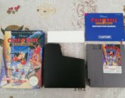NES – Chip'n Dale Rescue Rangers – PAL B – Complete