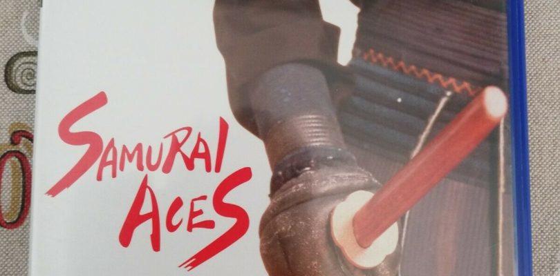 PS2 – Samurai Aces – PAL – Complete