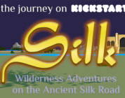 Silk, la via della Seta parte da Kickstarter