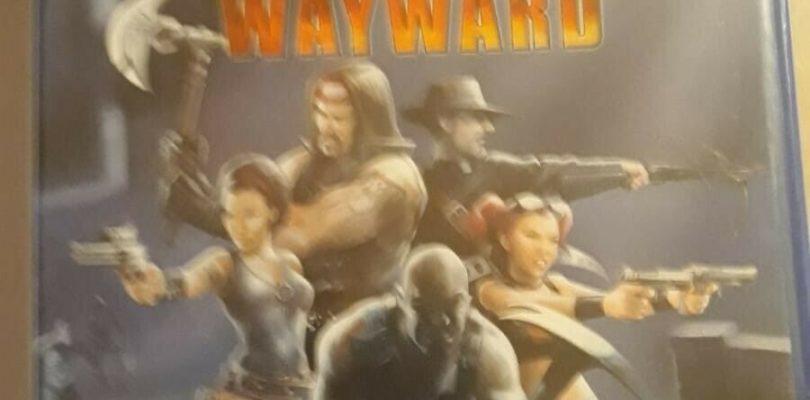 PS2 – Hunter The Reckonin Wayward – PAL – New