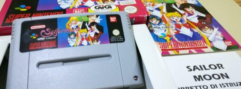 SNES – Sailor Moon – PAL – Complete