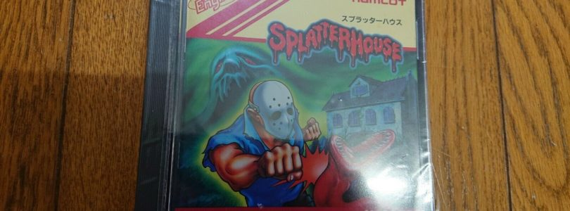 PC ENGINE – Splatterhouse -NEW