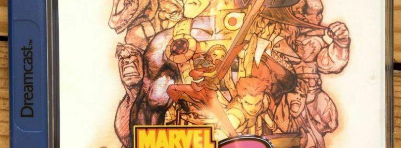 DC – Marvel Vs Capcom 2 – PAL – New