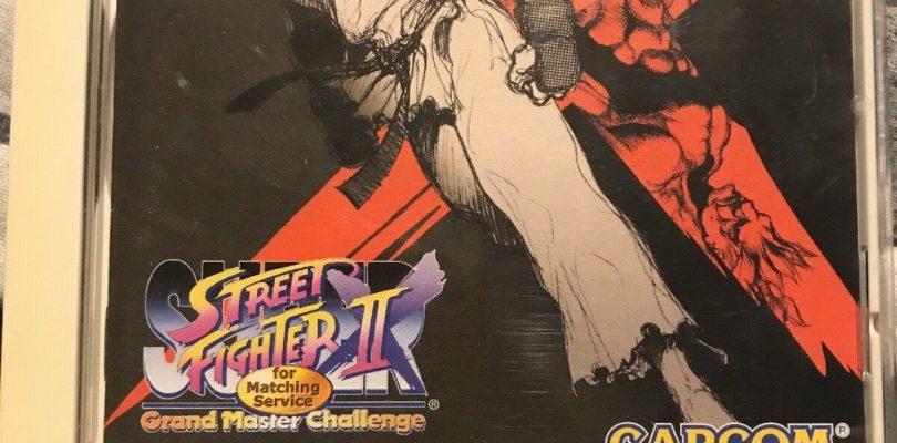 DC – Super Street Fighter 2 X- JAP – Boxed