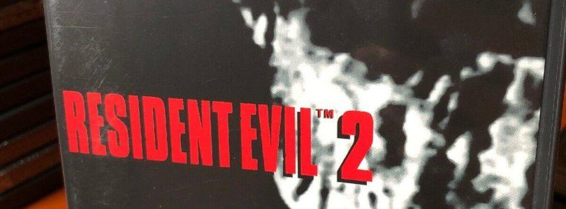 GC – Resident Evil 2 – PAL ITA – Complete