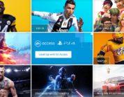 EA Acces da oggi disponibile anche su PS4