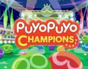 Puyo Puyo Champions da oggi disponibile