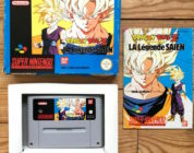 SNES – Dragon Ball Z La Legende Saien – PAL – Complete