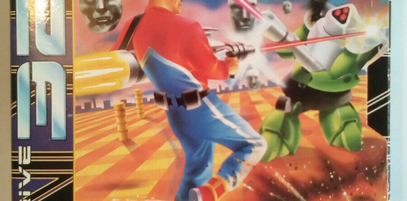 32X – Space Harrier – Pal – New