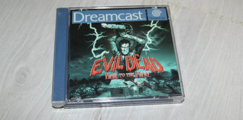 DC – Evil Dead Hail To The King – PAL – Complete