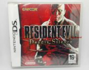 DS – Resident Evil Deadly Silence – PAL – NEW