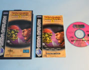 SATURN – Warcraft 2 The Dark Saga – PAL – Complete