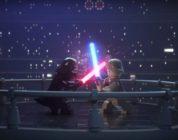 LEGO SW: La Saga degli Skywalker riunisce tutta la Saga.