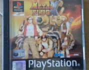 PS1 – Metal Slug X – PAL – COMPLETE