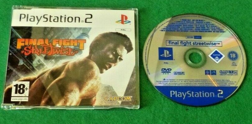 PS2 – Final Fight Streetwise – PROMO – Complete