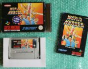 SNES – World Heroes – PAL – Complete