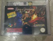 SNES – King Of Dragons – PAL – NEW