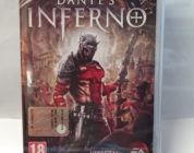 PSP – Dante's Inferno – PAL – NEW