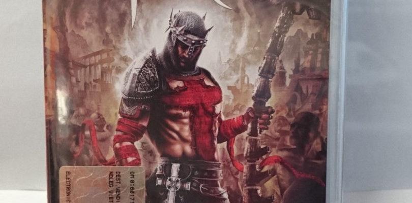 PSP – Dante's Inferno – PAL – NEW