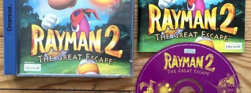 DC – Rayman 2 – PAL – COMPLETE