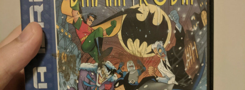 MD – The Adventures Of Batman And Robin – PAL – COMPLETE