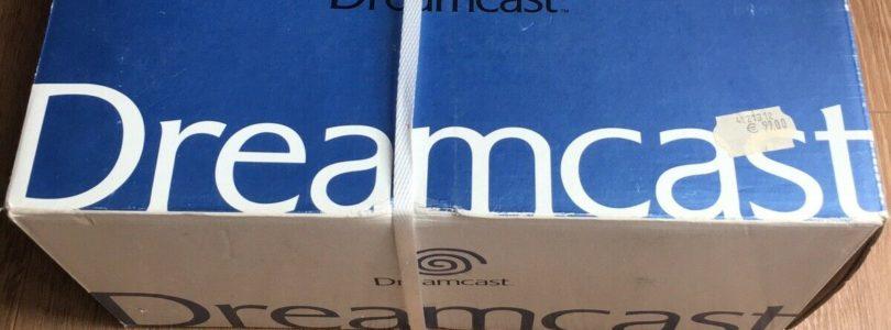 DC – Dreamcast Console- PAL – NEW