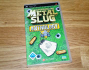PSP – Metal Slug Anthology – PAL – COMPLETE