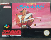 SNES – First Samurai – PAL – COMPLETE