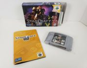 N64 – Starcraft 64 – NTSC – COMPLETE