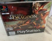 PS1 – Legend Of The Dragoon – PAL – COMPLETE