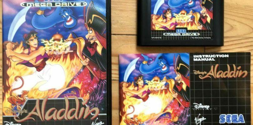 MD – Aladdin – PAL – COMPLETE