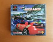 PS1 – Ridge Racer – PAL – COMPLETE