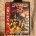 MD – Streets Of Rage 3- NTSC – COMPLETE