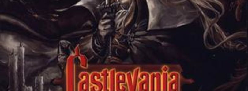 PS1 – Castlevania SOTN – PAL – COMPLETE
