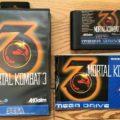 MD – Mortal Kombat 3 – PAL – COMPLETE