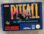 SNES – Pitfall The Mayan Adventure – PAL – COMPLETE