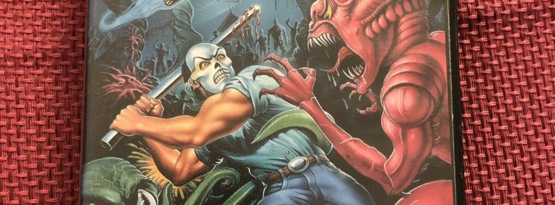 MD – Splatterhouse 2 – PAL – COMPLETE